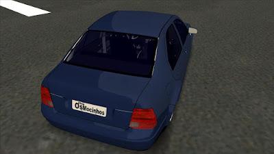 VW BORA STANCE para GTA San Andreas , GTA SA