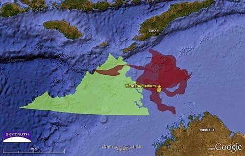 PTTEP dinilai bingung hadapi somasi pencemaran Laut Timor