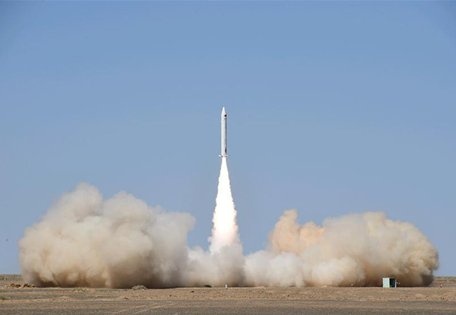 Tinuku iSpace launched suborbital rocket carried three CubeSats