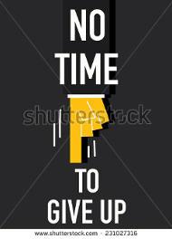 Não desista - seja persistente e você será o investidor que deseja ser