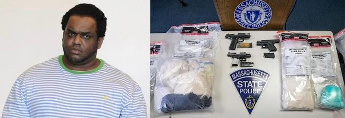 Dominicano estrena nueva ley contra tráfico de heroína letal en Massachusetts; lo condenan a 10 años