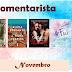 Top Comentarista - Novembro