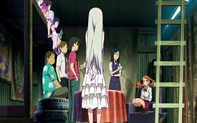 Anohana - Anime Yang Mirip Angel Beats