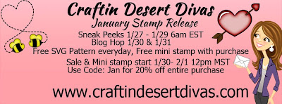 CDD Jan Stamp Release