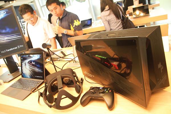 華碩電競PC