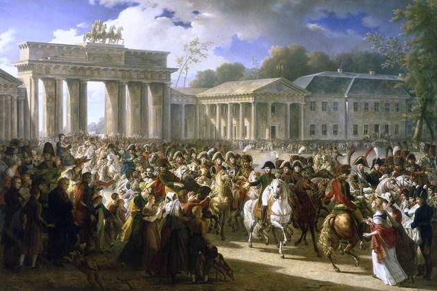 Kehidupan dan Kebijakan Pasca Revolusi Perancis