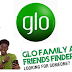 Glo Tariff Plans: Glo Family And Friends Code