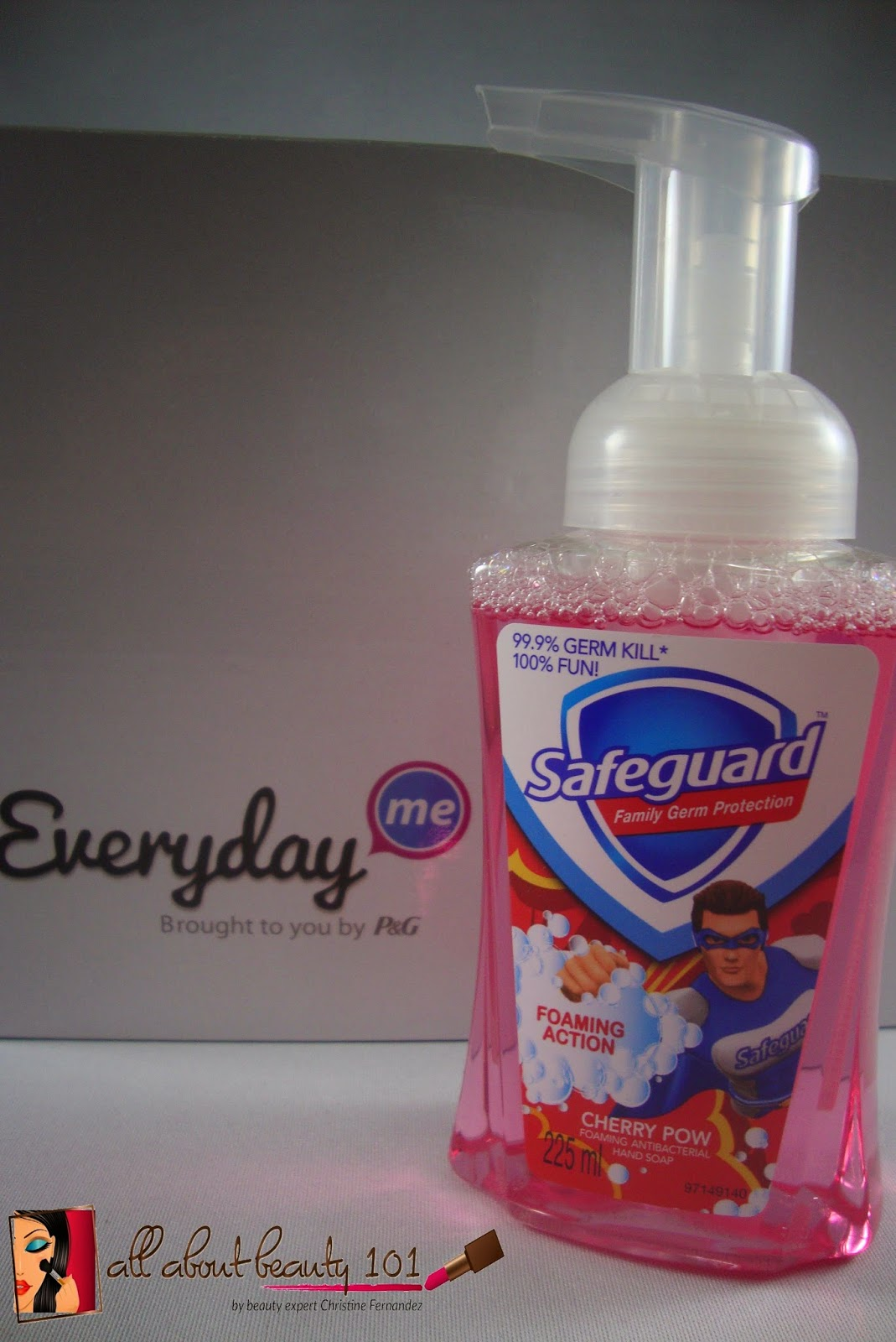 p g everyday electric relay wiring diagram safeguard cherry pow hand soap all about beauty 101