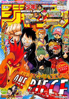 One Piece 851 Mangá – Português