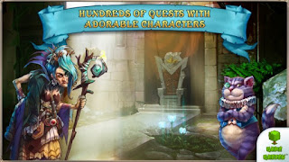 Fairy Kingdom: World of Magic Apk v2.0.4 Mod (Unlimited Gold/Crystals)