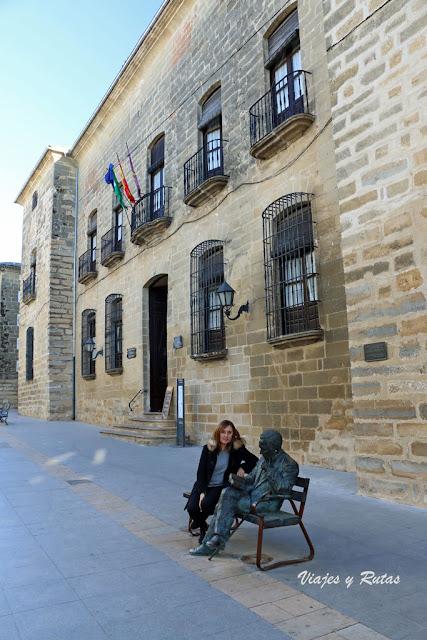 Palacio de los Sánchez Valenzuela, Baeza