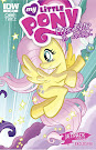 My Little Pony Friendship is Magic #2 Comic Cover Jetpack Variant