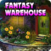 AvmGames Fantasy Warehouse Escape Walkthrough