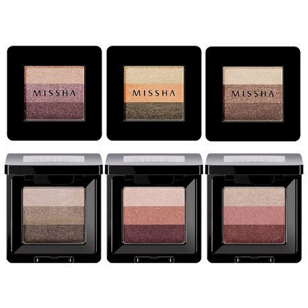 đánh giá Missha Triple Perfection Shadow
