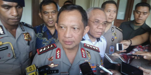 Kapolri Tito Gandeng KPK Berantas Korupsi di Tubuh Polri