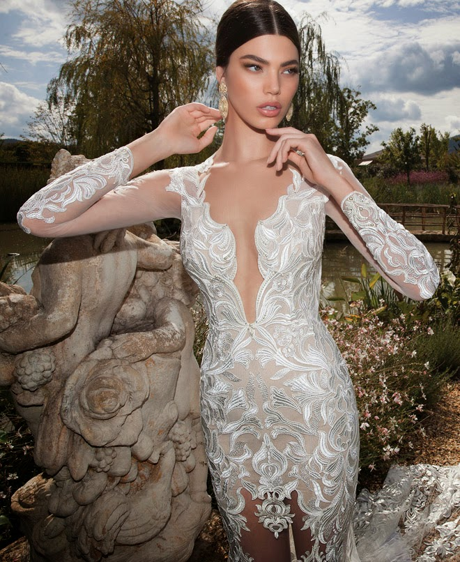 Berta Wedding Dresses: Berta 2015 Bridal Collection
