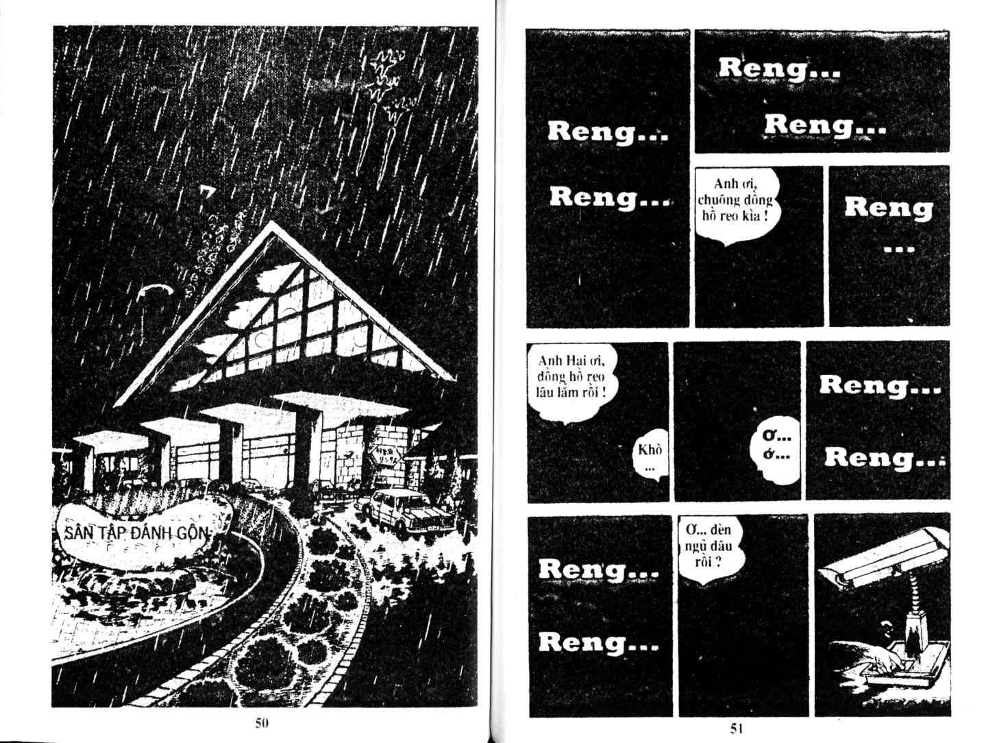 Ashita Tenki ni Naare chapter 10 trang 24