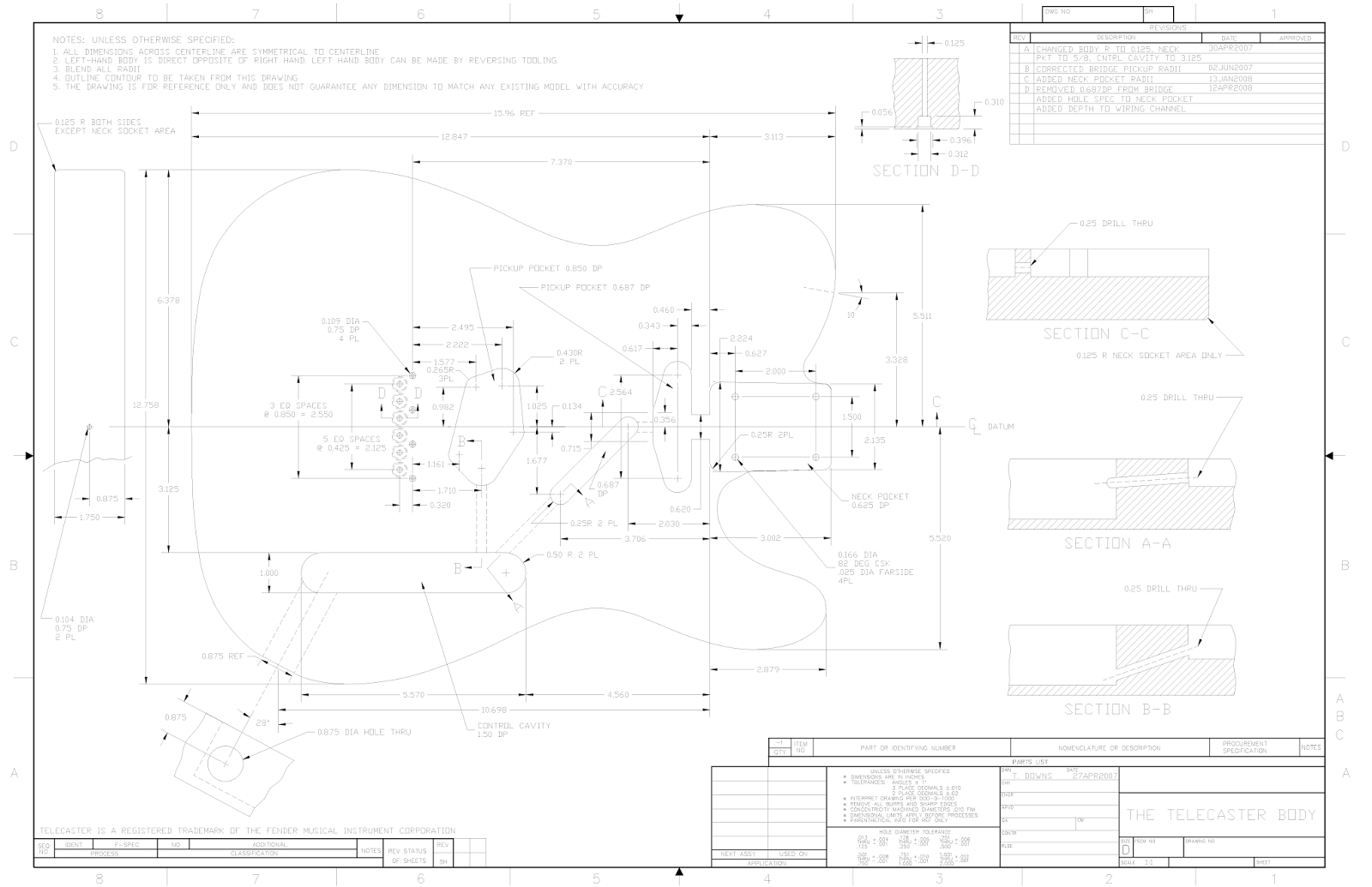 Cnc Router Wiring Diagram Diagrams Schematics Hive13 Wiki Exceptional Free Flyer Maker Unique Component Simple Pirantilaras2btelecaster