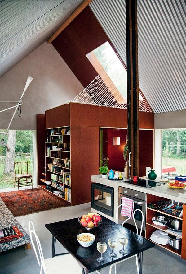 Hogares frescos planificaci n del espacio para un piso - Presupuesto amueblar piso ...
