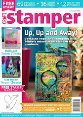 Published in Craft Stamper February 2015