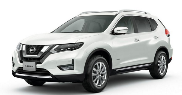 2018 nissan x trail hybrid usa cars news. Black Bedroom Furniture Sets. Home Design Ideas