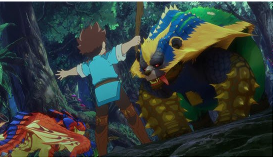 Download Anime Monster Hunter Stories: Ride On Episode 1 Subtitle Indonesia