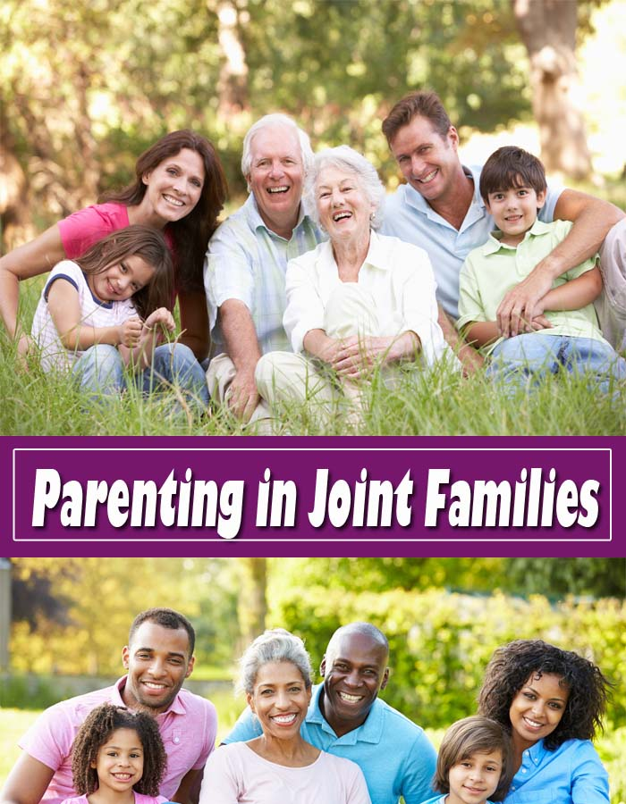 Parenting in Joint Families