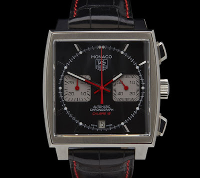 Best Quality Fake Tag Heuer Monaco Automatic Chronograph Steve McQueen CAW2119.FC6289 Watch From http://www.timestore.co/!