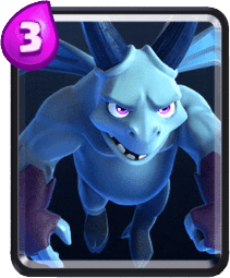 Carta Servos de Clash Royale - Cards Wiki
