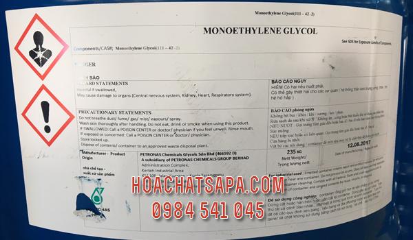 Monoethylene Glycol MEG