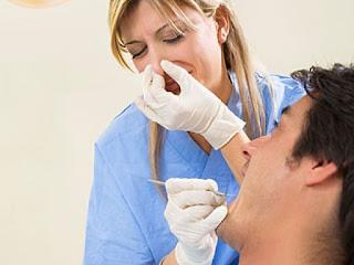 cara menghilangkan batu tonsil