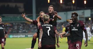 مشاهدة مباراة ميلان وامبولي بث مباشر اليوم 27-9-2018 الدوري الايطالي AC Milan vs Empoli Live