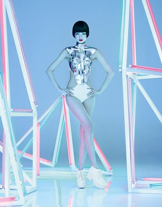 Plastic Dreams magazine - Models Bruna Tenorio