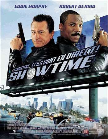 Poster Of Showtime 2002 Dual Audio 120MB Web-DL HEVC Mobile ESubs Free Download Watch Online Worldfree4u