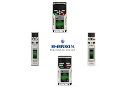 Emerson AC Drives and Motors