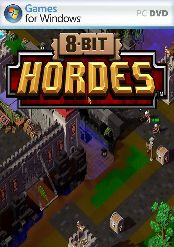 8-Bit Hordes Download Cover Free Game