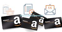 Logo Amazon regala 5€ in buono sconto per la creazione della tua prima ''lista regali''