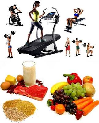 Qué comer antes y después de hacer ejercicio