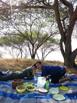 bekal piknik
