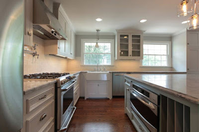 Cost of remodeling kitchen