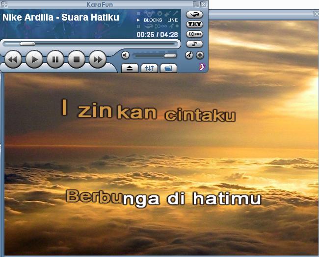 Image Result For Karaoke Midi Nike Ardilla