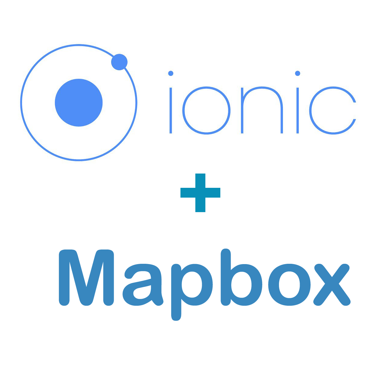 How to Integrate Mapbox GL JS Maps with an Ionic Application ... Map Gl on