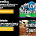 Planea tus viajes a los mejores festivales españoles!