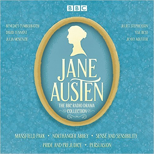 Jane Austen BBC Radio Drama Collection (featuring David