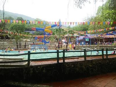 アオヴア(Ao Vua)のプール
