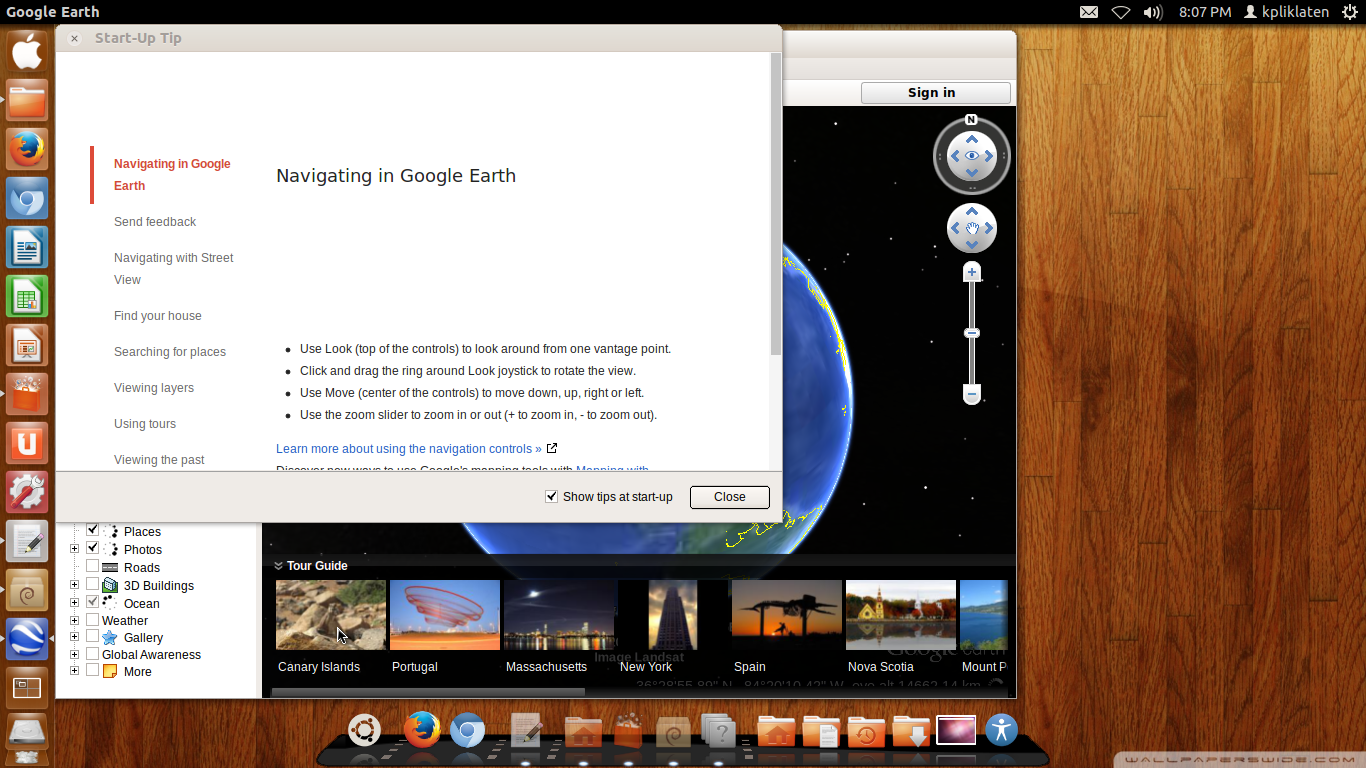 installe le calamar lusca ubuntu 12.04