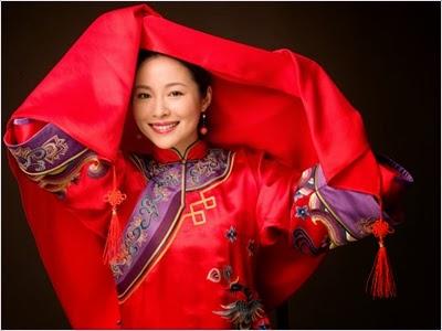 ชุดกี่เพ้าสำหรับเจ้าสาว (Qipao, Cheongsam)