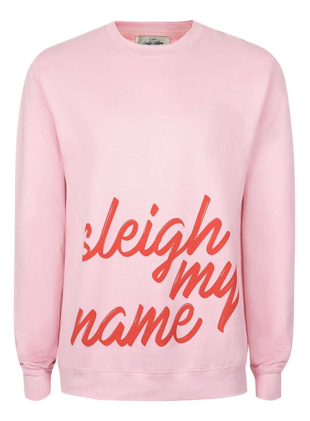 sleigh my name jumper
