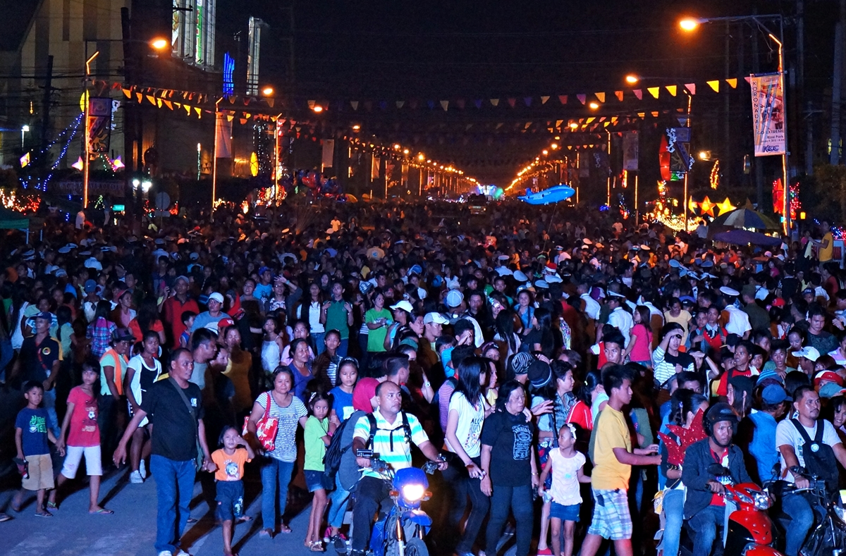 Koronadal celebrates Hinugyaw Festival