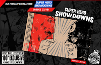 Collector Corps Super Hero Showdowns Caja